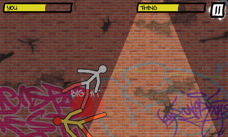 Street Fighting: Ragdoll Game - screenshot