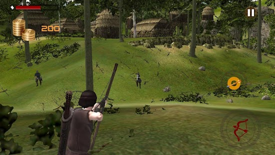 Archer Forest Action- screenshot thumbnail