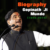Gopinathrao Munde(Biography)