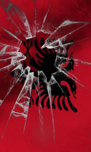 Albania flag lwp Free