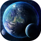Earth from Space icon