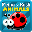 Animals Memory Rush icon