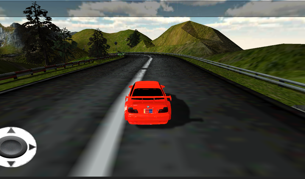 3D Car Racing Drift- screenshot