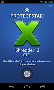 Secure Erase with iShredder 3 - screenshot thumbnail