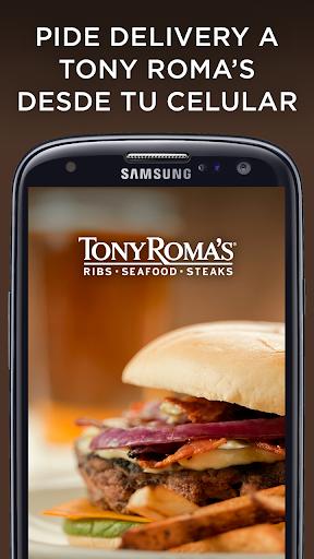 App Oficial - Tony Roma's