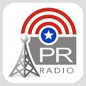 PR Radio icon