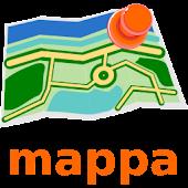 Fiji Offline mappa Map