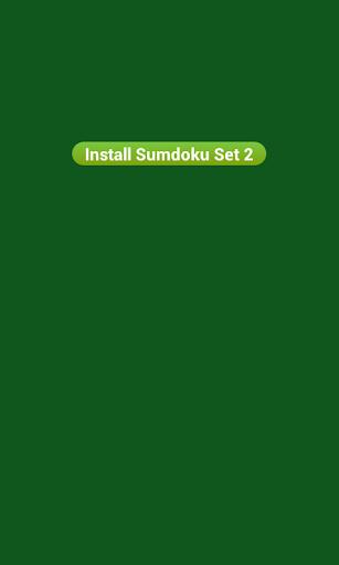 Sumdoku Set 2