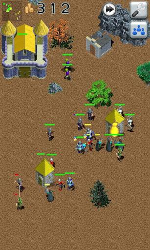 Medieval Empires RTS Strategy  captures d'écran 4
