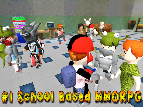 école de chaos mmorpg en ligne apk screenshot