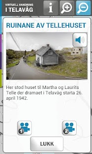 Virtuell Vandring Telavåg- screenshot thumbnail