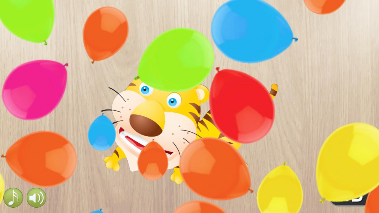 Животные головоломка для детей