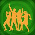 Reverse Charades-Sports Fans logo