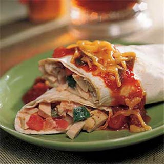Baked Chicken Tortillas
