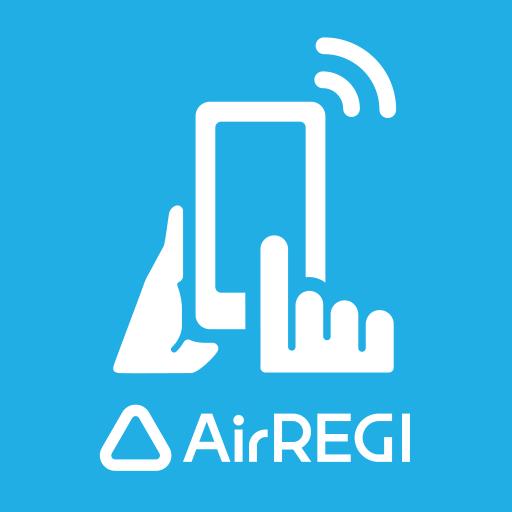 商业のAirREGI Handheld Ordering LOGO-記事Game
