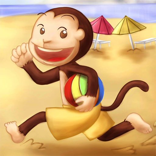 Matching Monkey Game for Kids LOGO-APP點子