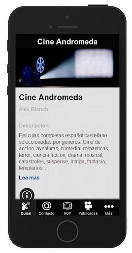 Cine Andromeda