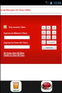 mensajes gratis peru movistar- screenshot thumbnail