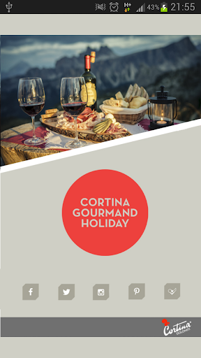 Cortina Gourmand Holiday