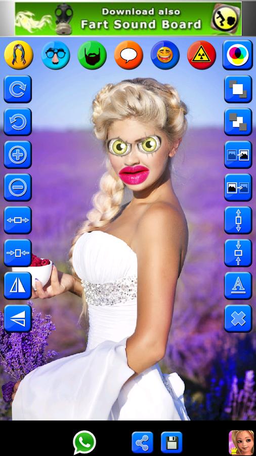 Face Fun - Photo Collage Maker - screenshot
