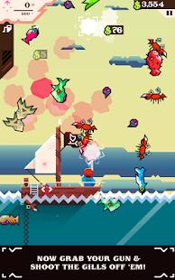 Ridiculous Fishing Screenshot
