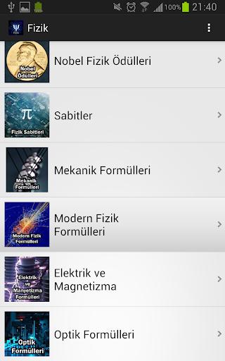 免費教育App|Android için Fizik|阿達玩APP