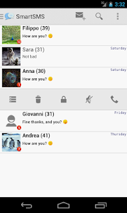 SmartSMS - Free - screenshot thumbnail