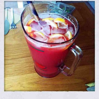 Sunday Best Fruit Punch.
