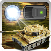 Tank Flashlight (German pack)