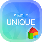 SimpleUnique LINELauncherTheme