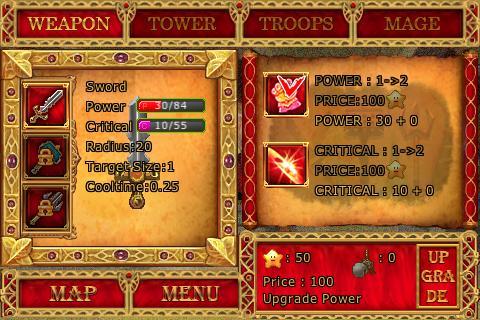 Cartoon Defense 2 APK screenshot thumbnail 5