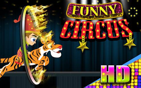 Funny Circus HD Tab