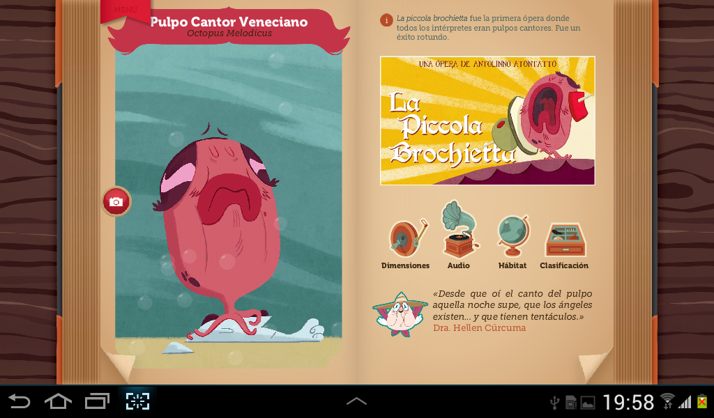 Mounstruario - screenshot