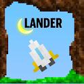 Moon Lander logo