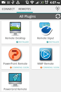 PC Peregrinato Remote Solution- screenshot thumbnail