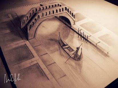 3D Drawing Art Tutorial|玩教育App免費|玩APPs