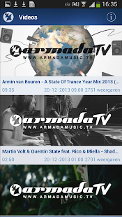 Armada Music - screenshot thumbnail