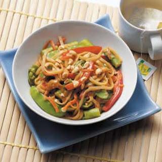 Thai Vegetable Noodles.