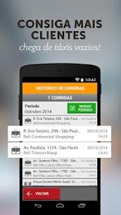 Easy Taxi - Versão do Taxista - screenshot thumbnail