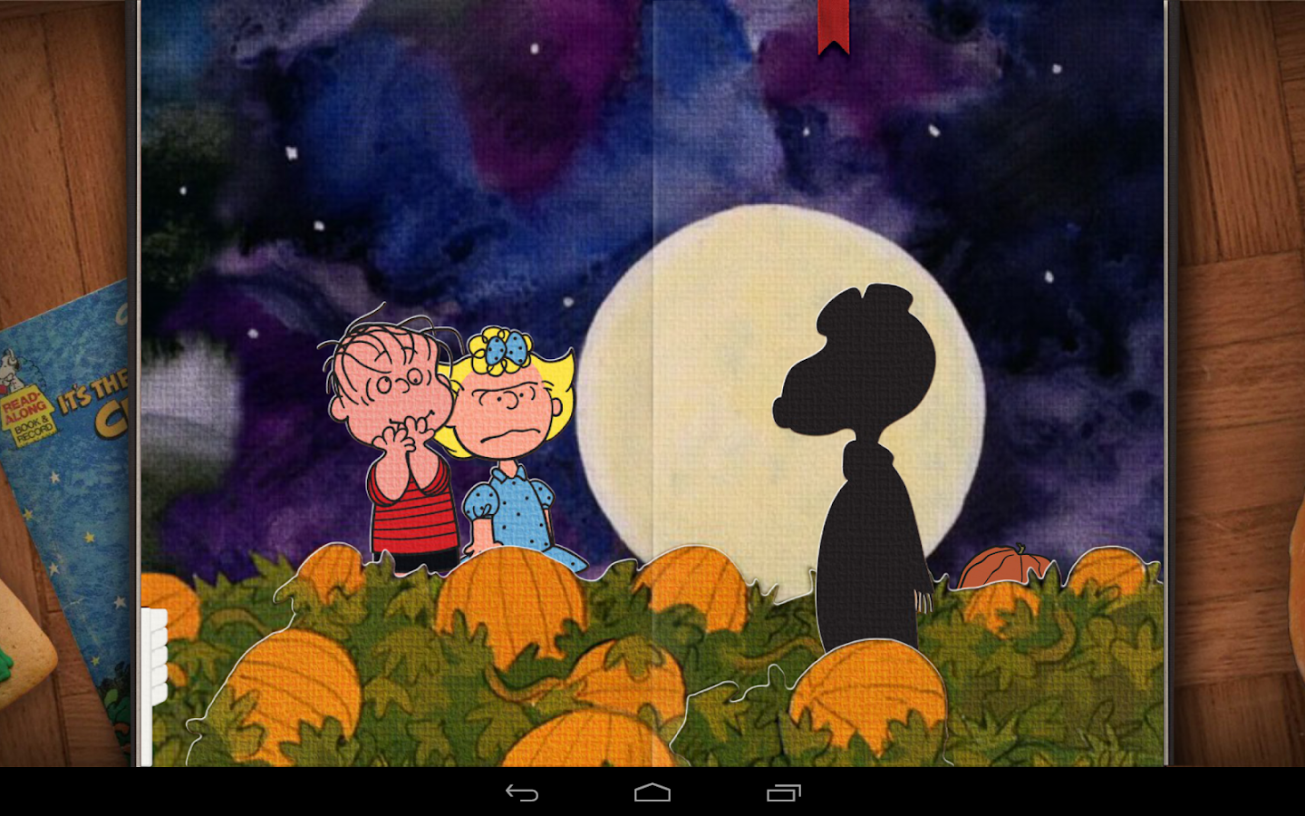 Great Pumpkin Charlie Brown - screenshot