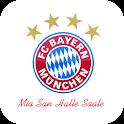 FC Bayern Fanclub Halle Saale logo