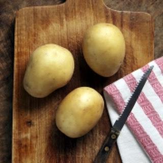Aardappel Maaltijd Soep