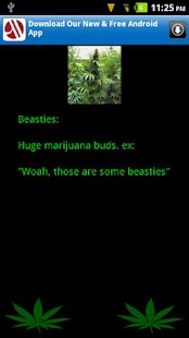 Weed Dictionary - screenshot thumbnail