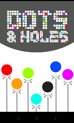 DOTS HOLES A Game About DOTS