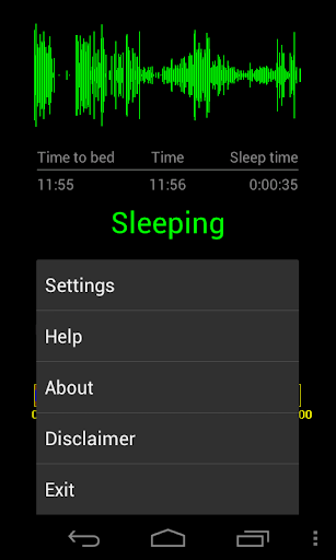 Stop snoring for wearables  screenshots 4