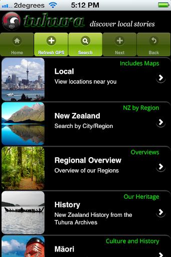NZ Local Stories-Tablet Tuhura