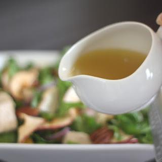 Honey Apple Vinaigrette.