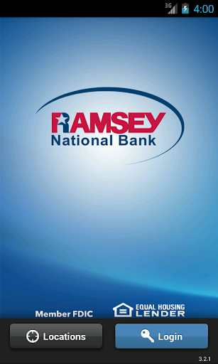 Ramsey Mobile Banking