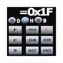 HexBinCalc  hex bin converter icon