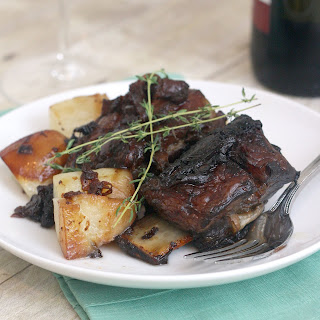 Oven-Braised Short Ribs